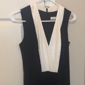 Brand New Calvin Klein Evening Dress